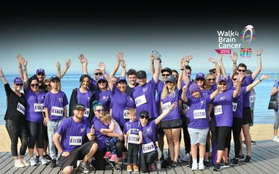 Walk4BrainCancer Melbourne 2019